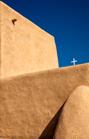 San Francisco de Asis Church, Ranchos de Taos, New Mexico